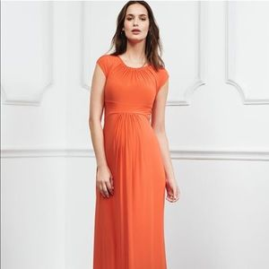 Isabella Oliver Hillier Maternity Maxi Dress